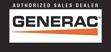 Authorized Generac Generator Sales Dealer